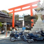 マジェスティ淡嶋神社ツーリングin和歌山