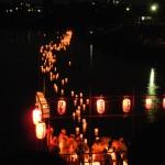 マジェスティ嵐山灯篭流しツーリングin京都