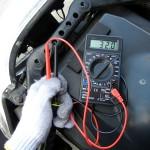 マジェスティC バッテリー充電不良の原因チェック
