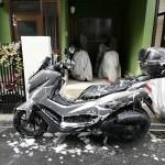 NMAX125 原付二種スクーター水洗いバイク洗車