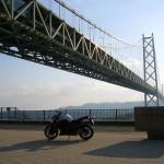 Z1000 明石海峡大橋ツーリングin兵庫県神戸市