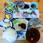 Z1000 品数が凄い!!ボリューム満点の朝獲れ地魚のお魚定食ツーリングin京都府宮津市