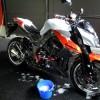 Z1000洗車&グリスアップ