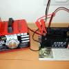 マジェスティC バッテリー充電