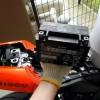 Z1000バッテリー充電