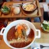 マジェスティ 元保育園のお洒落カフェにランチツーリングin兵庫篠山