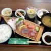 Z1000 かまどご飯の刺身定食と余部鉄橋ツーリングin兵庫県香美町