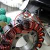 マジェスティ 発電不良のジェネレーター(オルタネーター)交換