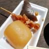 NMAX125 地元野菜直売所の朝市で熱々おでん&粕汁でほっこりプチツーリングin大阪府茨木市